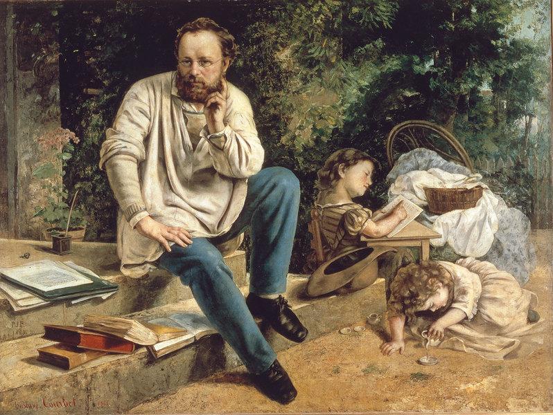 O pai do Anarquismo defendia a Propriedade Privada | Raphael M. de Vasconcelos